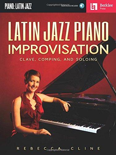 9780876391419: LATIN JAZZ PIANO IMPROVISATION