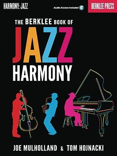 9780876391426: The Berklee Book of Jazz Harmony +CD