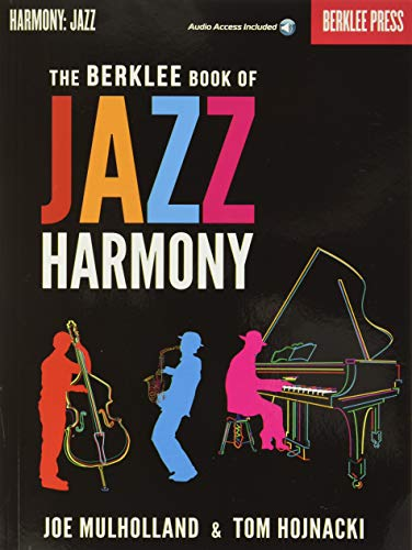 9780876391426: The Berklee Book of Jazz Harmony (Book/Online Audio)