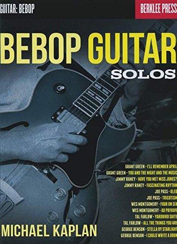 9780876391433: Bebop Guitar Solos: Guitar: Bebop