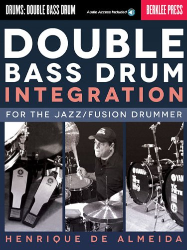 9780876391488: Double Bass Drum Integration: For the Jazz/Fusion Drummer