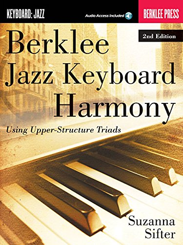 9780876391549: Berklee Jazz Keyboard Harmony - 2Nd Edition (Book/Audio)