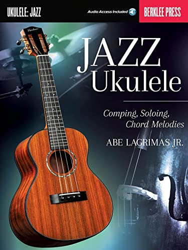 9780876391563: Jazz Ukulele: Comping, Soloing, Chord Melodies