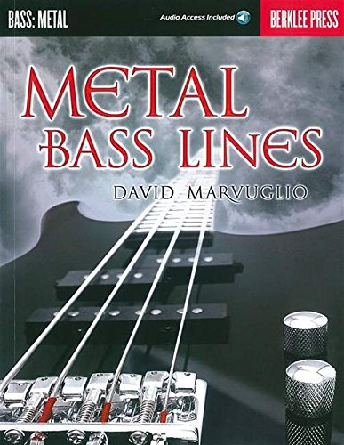 9780876391600: Metal Bass Lines
