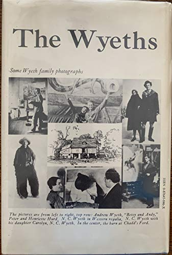 9780876450468: The Wyeths: The Letters of N. C. Wyeth, 1901-1945