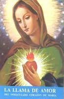 9780876508473: Llama De Amor Del Corazon Inmaculado De Maria