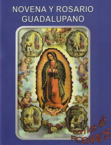 9780876509852: Novena y Rosario Guadalupano - Con los 46 Rosarios