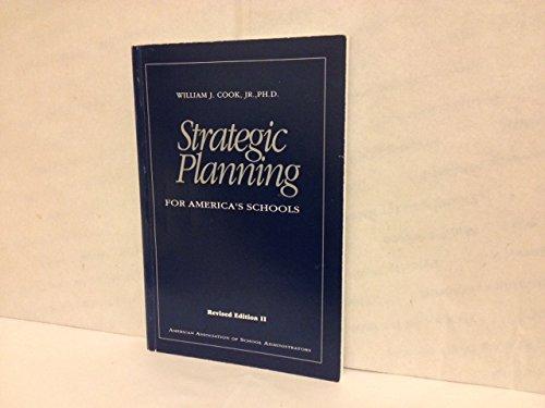 9780876521328: Strategic Planning for America's Schools
