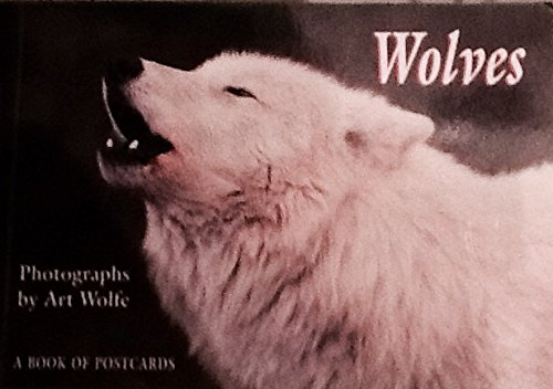 9780876540992: Wolves: A Book of Postcards