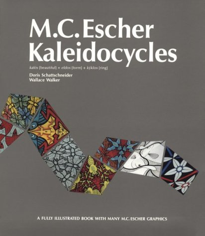9780876542088: M. C. Escher ® Kaleidocycles