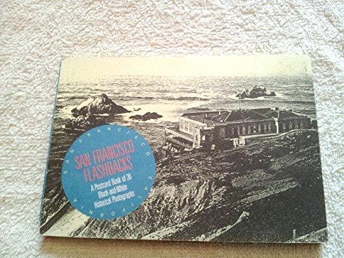 9780876543238: San Francisco Flashbacks Postcard Book