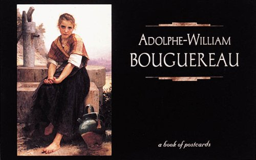 9780876543658: Adolphe-William Bouguereau: A Book of Postcards
