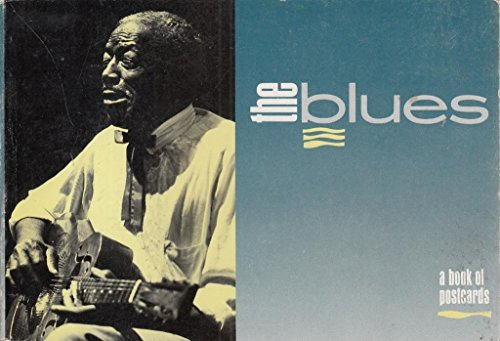 9780876544242: The Blues: A Book of Postcards