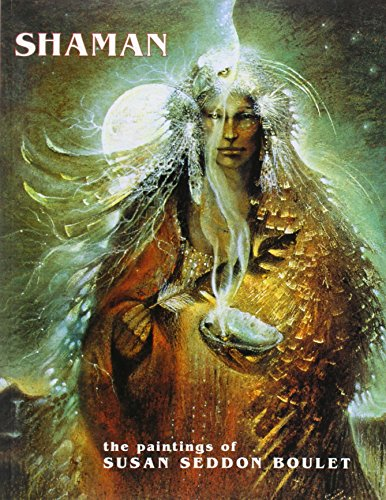 9780876544334: Shaman: The Paintings of Susan Seddon Boulet