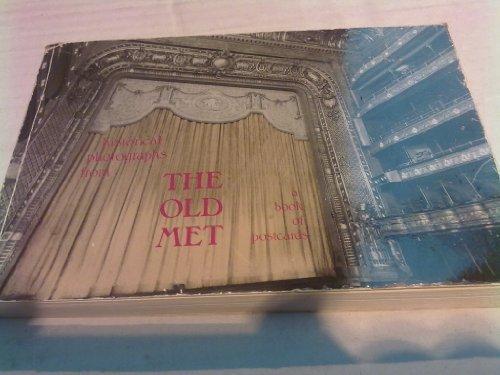 9780876544471: The Old Met-Postcard Book