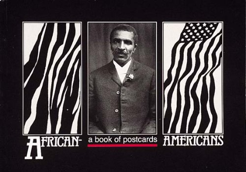9780876544501: African-Americans: A Book of Postcards