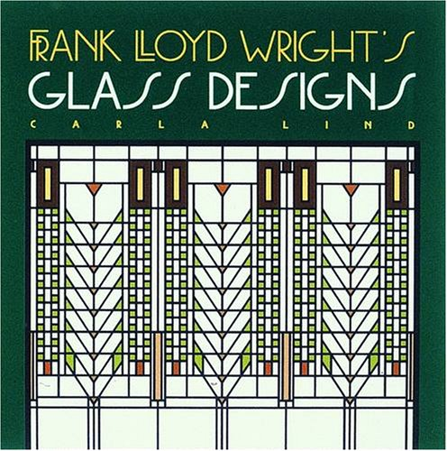 9780876544686: Glass Designs (Wright at a Glance Series)
