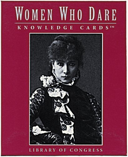 9780876544877: Women Who Dare, Vol. I: Knowledge Cards™