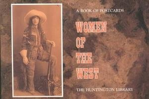 9780876544952: Women of the West: A Book of Postcards