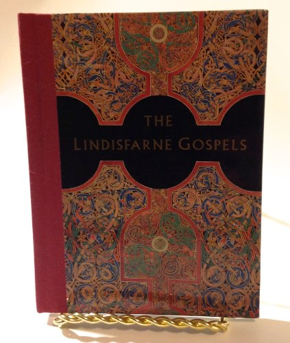 9780876545010: The Lindisfarne Gospels (Illuminated Gift)