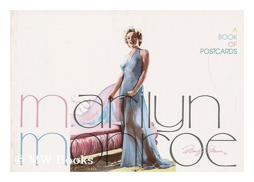 9780876545805: Marilyn Monroe: A Book of Postcards