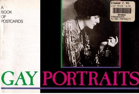 9780876545850: Gay Portraits: A Book of Postcards