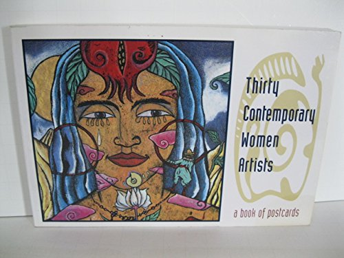 9780876545911: 30 Contemporary Women Artists: A Book of Postcards