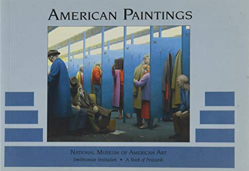 American Paintings: A Book of Postcards: Smithsonian American Art Museum