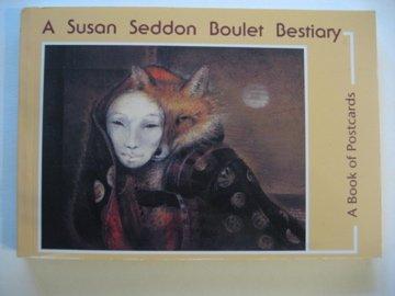 9780876548127: A Susan Seddon Boulet Bestiary: A Book of Postcards