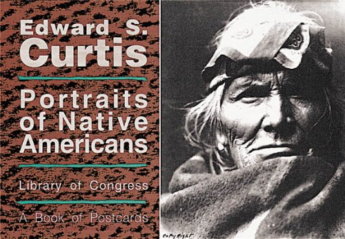 9780876549025: Edward S. Curtis: Portraits of Native Americans: A Book of Postcards (Postcard Books)