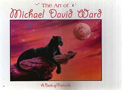 Art of Michael David Ward: A Book of Postcards: Ward, Michael David