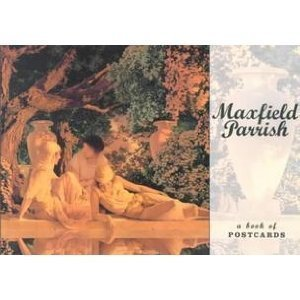 9780876549421: Maxfield Parrish: Postcard Book