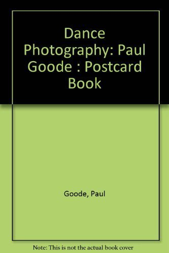 9780876549452: Dance Photography: Paul Goode : Postcard Book