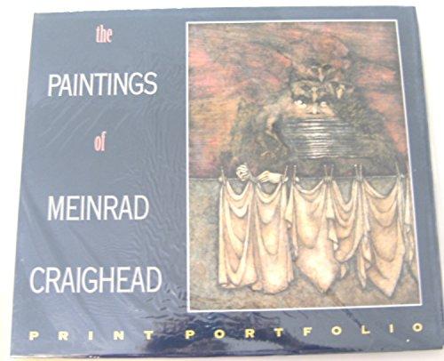 9780876549469: Paintings of Meinrad Craighead Print Portfolio