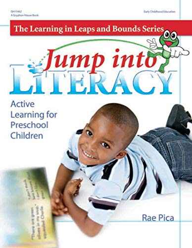 9780876590096: Jump into Literacy: Active Learning for Preschool Children