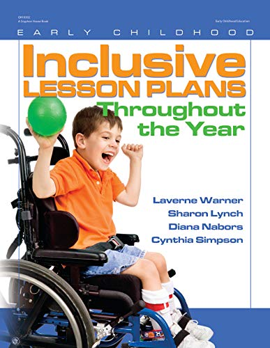 9780876590140: Inclusive Lesson Plans Throughout the Year (Early Childhood Education)