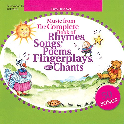 9780876590522: Music from The Complete Book of Rhymes, Songs, Poems, Fingerplays and Chants