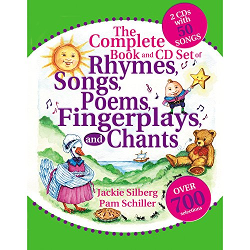 9780876590539: The Complete Book and CD Set of Rhymes, Songs, Poems, Fingerplays, and Chants (Complete Book Series)