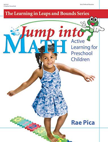 9780876590553: Jump into Math: Active Learning for Preschool Children (Learning in Leaps and Bounds)