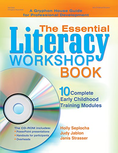 9780876590591: Essential Literacy Workshop Book: 10 Complete Early Childhood Training Modules