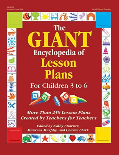 9780876590683: Giant Encyclopedia of Lesson Plans For Children 3 to 6: More Than 250 Lesson Plans Created by Teachers for Teachers
