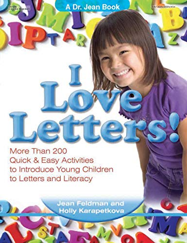 9780876590805: I Love Letters: More Than 200 Quick & Easy Activities to Introduce Young Children to Letters and Literacy