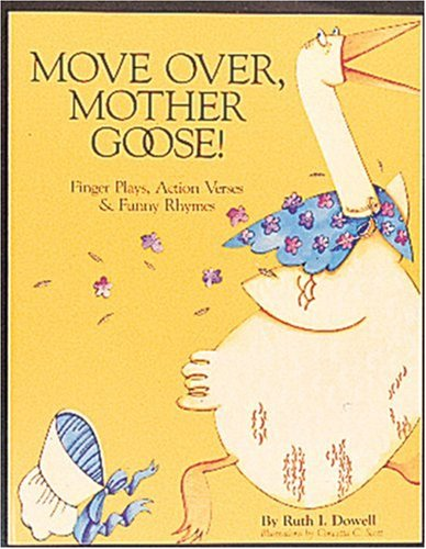 9780876591130: Move Over, Mother Goose: Finger Plays, Action Verses and Funny Rhymes