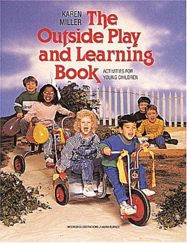 9780876591178: The Outside Play and Learning Book: Activities for Young Children