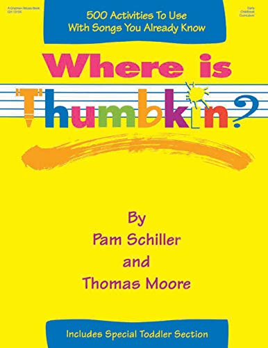 9780876591642: Where is Thumbkin?: 500 Activities to Use with Songs You Already Know