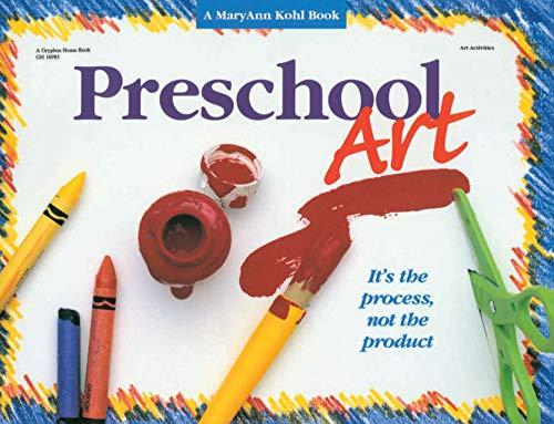 9780876591680: Preschool Art: It's the Process, Not the Product!