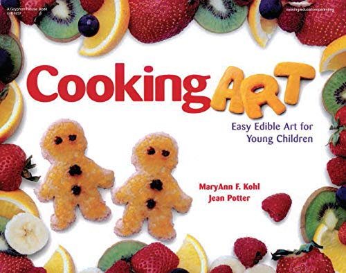 9780876591840: Cooking Art: Easy Edible Art for Young Children