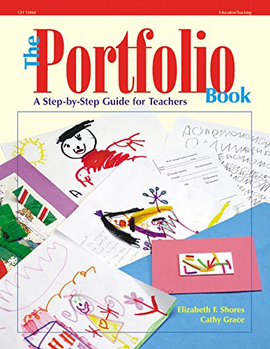 9780876591949: The Portfolio Book: A Step-by-Step Guide for Teachers