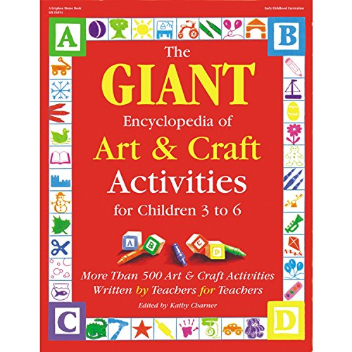 9780876592090: The GIANT Encyclopedia of Art & Craft Activities for Children 3 to 6: More than 500 Art & Craft Activities Written by Teachers for Teachers (The GIANT Series)