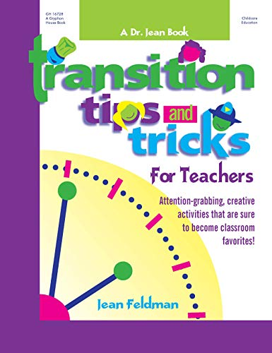 9780876592168: Transition Tips and Tricks for Teachers: Attention-grabbing, Creative Activities That Are Sure to Become Classroom Favourites!